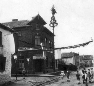 Gaststätte Winden ca. 1949